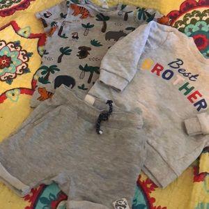 Baby boy 12-18 month H&M bundle